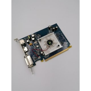 GeForce 8400GS 128MB TC D/HDMI/VO, gebraucht