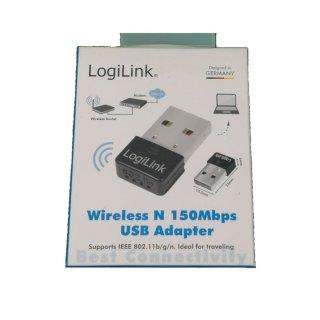 LogiLink WL0084E Wireless LAN USB Nano Adapter