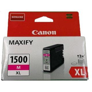 Canon Maxify PGI-1500M XL Patrone, magenta