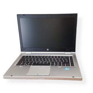 "Hewlett Packard EliteBook 8470p| Intel 3320M Core i5 2x2.60 GHz|35,6cm(14"")|1366 x 768 WXGA|Intel HD Graphics 4000 SM|4096 MB DDR3|320 GB |DVD| LAN WLAN Bluetooth Card Reader| DE| Akku OK| ohne OS"